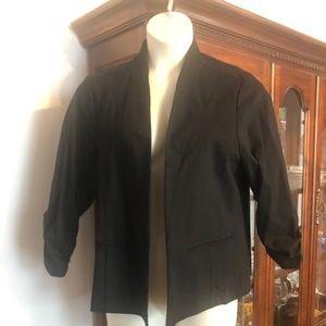 Torrid Deluxe Stretch Blazer Black